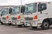 Trucks — Stok fotoğraf