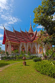 Tempio buddista — Foto Stock