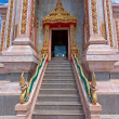 Entrance to Temple — Stock Photo