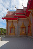 佛教寺庙 — 图库照片