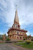 Temple bouddhiste — Photo