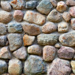 Stone wall for background — Stock Photo