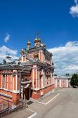 Iversky monastery in Samara (Russia) — Stock Photo
