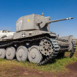 Old Czech tank LT vz. 38 - PzKpfw 38(t) - Stock Photo