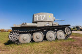 Old Czech tank LT vz. 38 - PzKpfw 38(t) — Stock Photo