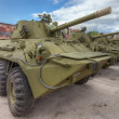 Self-propelled gun NONA-SVK — Stock Photo #25413769