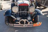 """SAMARA, RUSSIA - JUNE 16: Rally of retro-cars """" Peking-Paris 201 — Stockfoto"""