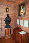 KONCHANSKOE-SUVOROVSKOE - JULY 17: The interior of the museum Su — Stock fotografie