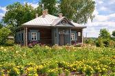 KONCHANSKOE-SUVOROVSKOE, RUSSIA - JULY 21: Museum homestead Suvo — Stock Photo
