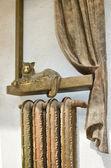 SAMARA, RUSSIA - MAY 1: Monument to the 150th anniversary inven — Stock Photo