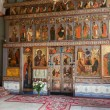 NOVGOROD, RUSSI- AUGUST 10, 2013 : Interior of St. Sophia — Stock Photo #39061637