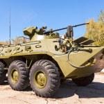 ������, ������: SAMARA RUSSIA MAY 8 2014: Russian Army BTR 82 wheeled armour