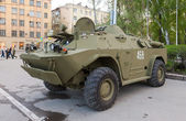 Reconnaissance-Patrol Vehicle BRDM-2 — Photo