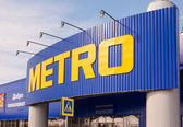 METRO Cash and Carry Samara Store — ストック写真