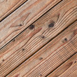 Brown wood texture with natural patterns — Stock Photo #6714488