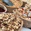 Nuts on market — Stock Photo #24197965