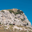 High mountain in Gibraltar — Stock Photo