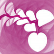 Hearts fractal — Stock Photo #34633927