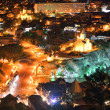 Tbilisi at night — Stock Photo