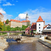 Czech Krumlov — Stock Photo