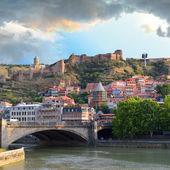 Tbilisi Old Town — Stock Photo