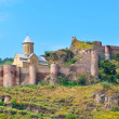 Ancient fortress Narikala in Tbilisi — Stock Photo #43694507