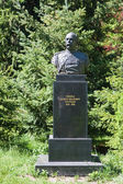 The monument to the Russian general E.I.Totlebenu in Pleven. Bul — Stock Photo