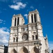 Notre Dame de Paris. France. Paris — Stock Photo #13889091