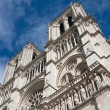 Notre Dame de Paris. France. Paris — Stock Photo