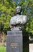 Monument voor de bevrijder tsaar alexander ii in pleven. bulgarije — Stockfoto