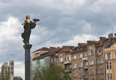 Monument of St. Sophia in Sofia. Bulgaria — ストック写真
