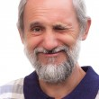 Funny man with a beard — Stock Photo
