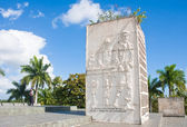"Memorial Ernesto ""Che"" Guevara. Santa Clara. Cuba — Stock Photo"