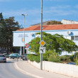 Stock Photo: Administration building. City Fazana. Croatia