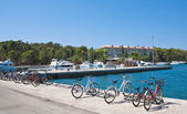 "Hotel ""Neptun-Istra"". Big Brijuni. Croatia — Stock Photo"