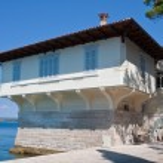 House on the Embankment. Big Brijuni. Croatia — Stock Photo #22799754