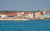 Resort Fazana, Croatia — Stock Photo