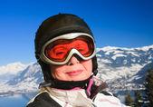 Skigebiet kaprun, kitzsteinhorn gletscher. österreich — Stockfoto