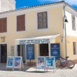 Pizzeriin town of Fazana, Croatia — Stock Photo #32084457