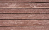 Texture of the surface covered with wooden paneling — Stock Photo