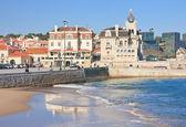 город tsastsais. португалия — Стоковое фото