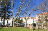 都市の景観。カスカイス, ポルトガル — ストック写真