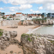 Beach in Cascais. Portugal — Stock Photo #37869895