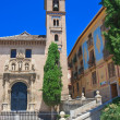 Church of Santa Ana, Granada, Spain — Stock Photo #38295869