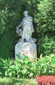 Monument Austrian artist Hans Makart. Stadtpark. Vienna. Austria — Stock Photo