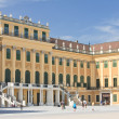 Schonbrunn Palace. Vienna, Austria — Stock Photo #40950529