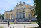 Gloriette. Schonbrunn. Vienna, Austria — Stock Photo