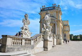 Detail of the Gloriette. Schonbrunn. Vienna, Austria — Stock Photo