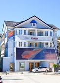 Cinema. Resort Portschach am Worthersee. Austria — Stock Photo