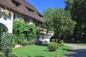 Hotel. Resort Portschach am Worthersee. Austria — Stock Photo
